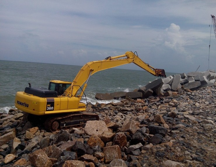 How the ever-changing excavator saves lives
