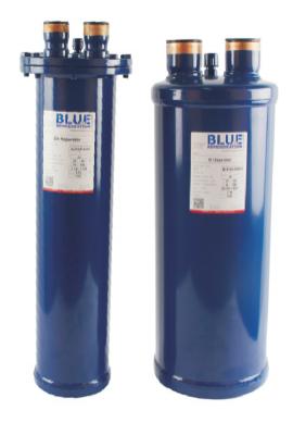 BLR/AW&BLR/AF- 58824 Sealed And Flanged Oil Separator